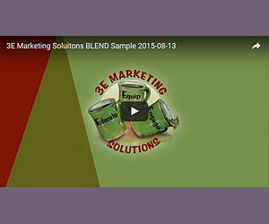Intro and Outro for 3E Marketing Solutions