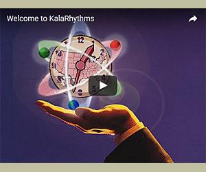 A PowerPoint Video for KalaRhythms